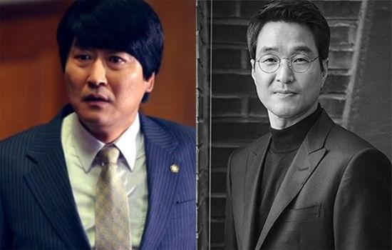 송강호·한석규 부친상…촬영 중 비보 '큰 슬픔'  기본이미지