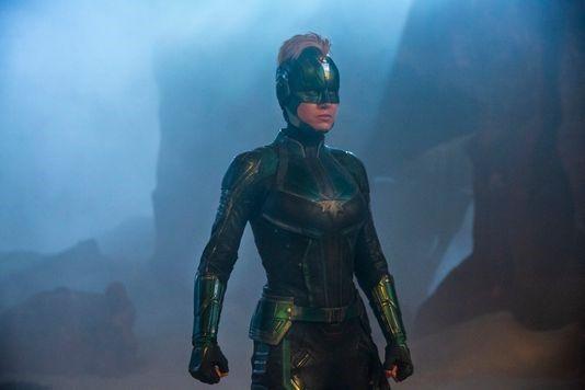 '캡틴 마블', MCU 첫 여성 히어로...'원더우먼' 능가할까  기본이미지