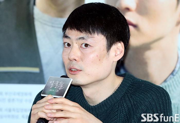 [E포토]영화 '얼굴들' 이강현 감독  기본이미지
