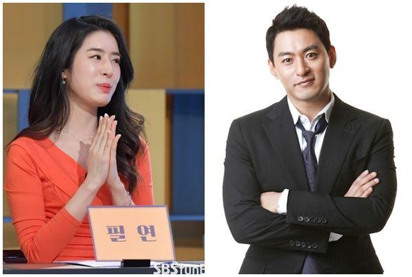 '주진모♥' 10살 연하 '의사계 김태희', 민혜연은 누구?