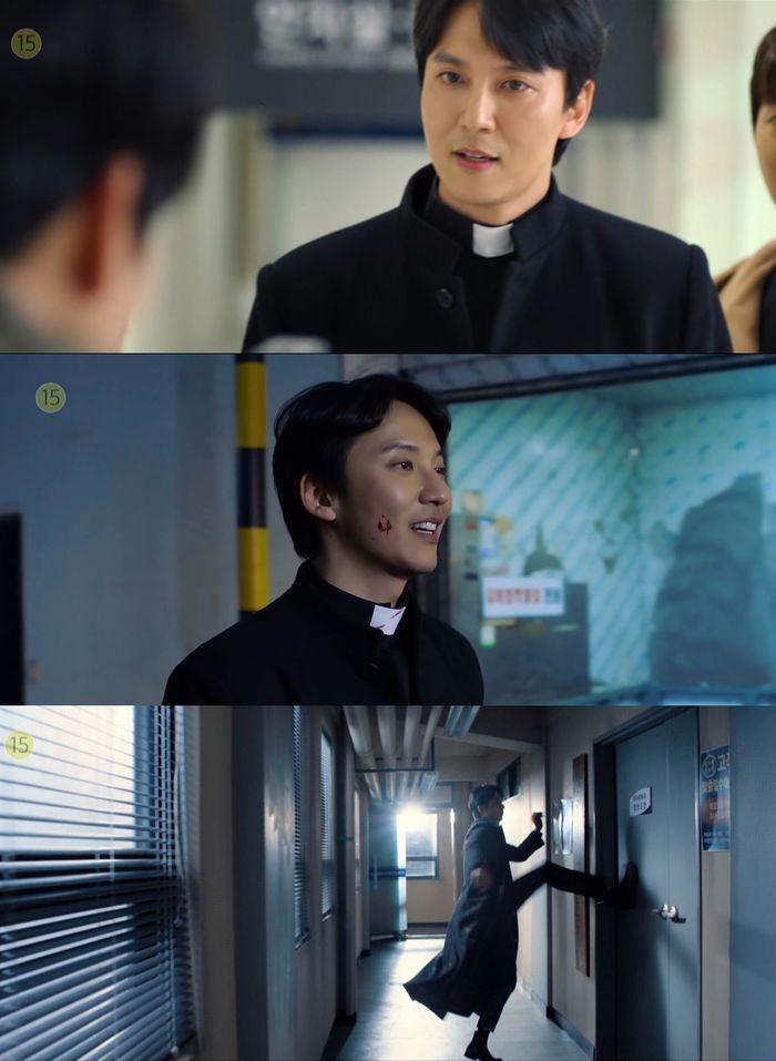 """'열혈사제' 김남길 """"어디서도 보지 못한 사제 캐릭터, 신선했다""""(인터뷰)"""