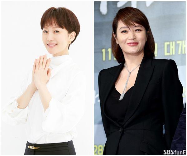 """염정아 """"김혜수, 혜나가 친딸이냐 물어…언니 응원에 힘냈다""""  기본이미지"""