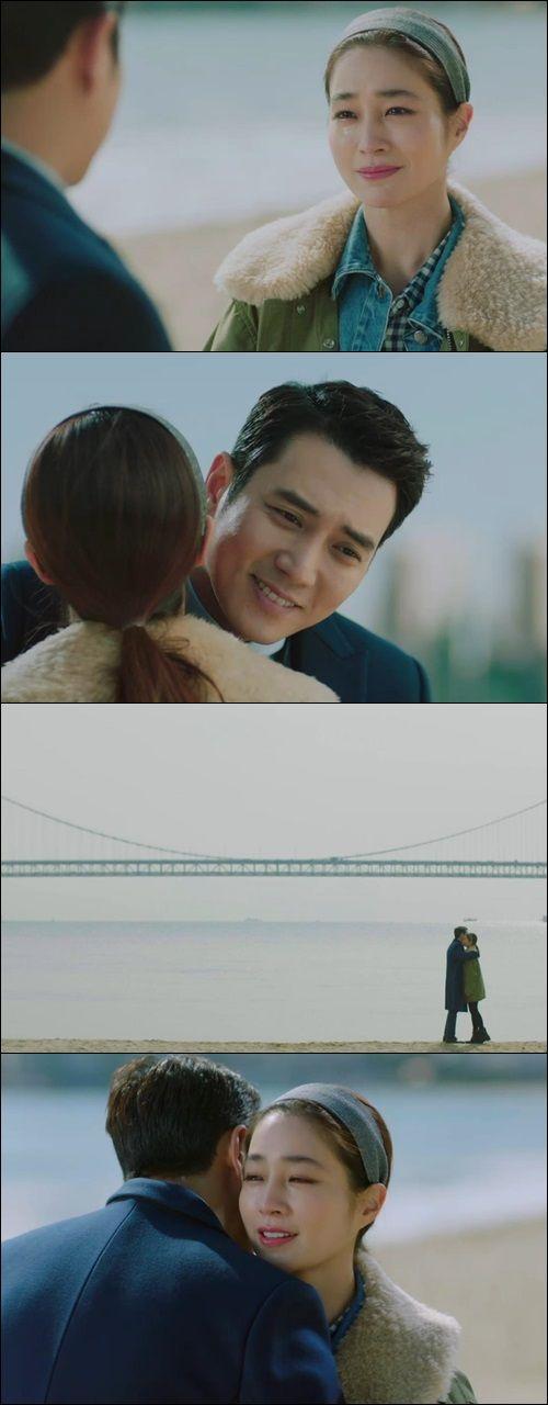 '운명과 분노' 이민정-주상욱 1년 뒤 뜨거운 포옹 '해피엔딩'  기본이미지