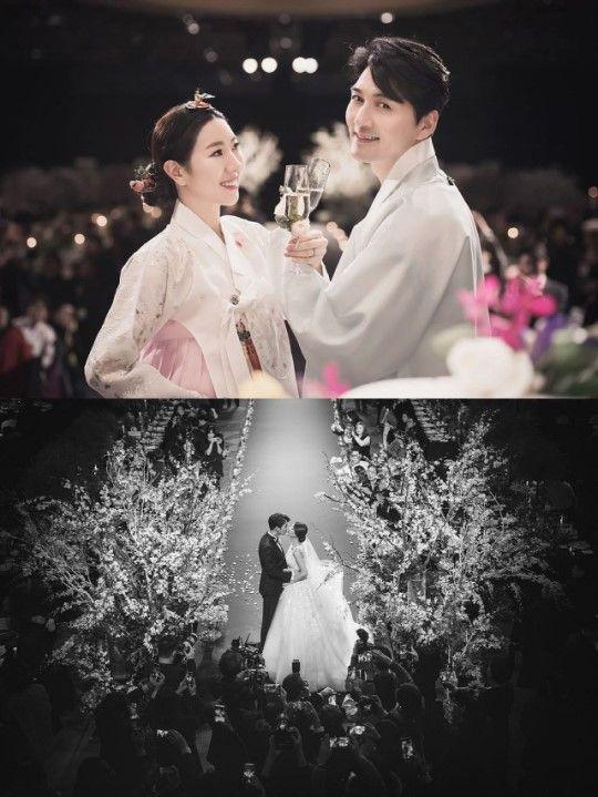 이필모♥서수연, 2번의 우연 끝에 '운명적인 결혼'  기본이미지