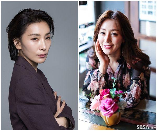 """""""쓰앵님X찐찐이 크로스""""…김서형X오나라, 뷰티브랜드 모델 동반 발탁"""