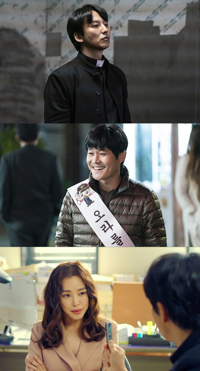 김남길X김성균X이하늬, '열혈사제' 배우들이 직접 말한 '시청 포인트'  기본이미지