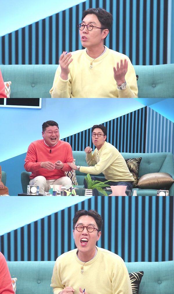 """'외식하는날' 김영철 """"김숙, 나보다 어리지만 선배…맞추기 힘들어""""  기본이미지"""