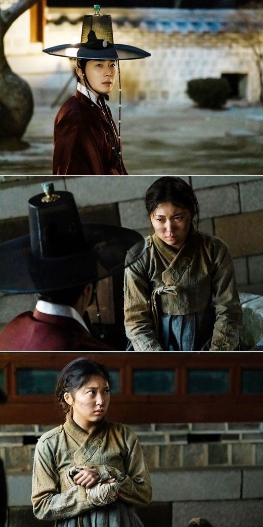 '옥자' 안서현, '해치' 투입…한밤 중 정일우와 은밀한 만남