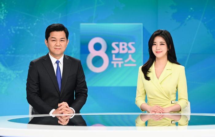 SBS, 봄 뉴스 개편 #김민형 투입 #24시간 라이브 #심층 코너 강화  기본이미지