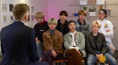 """""""군 복무, 한국인으로서 당연""""…BTS, 美 방송서 밝힌 똑바른 생각"""
