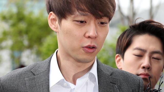 박유천, 집행유예 중 유료 팬미팅?…좌석 가격 19만 원