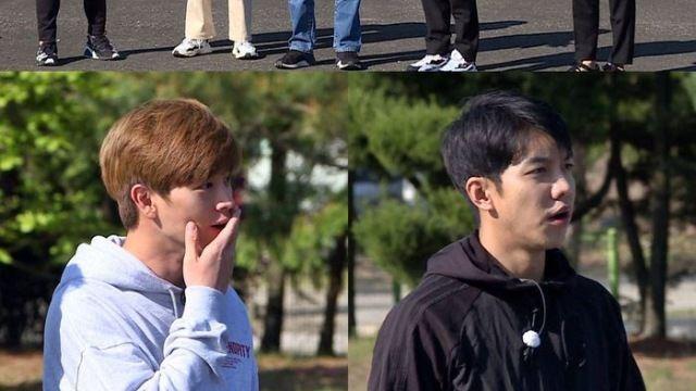 '집사부일체' 멤버들, 대역 없이 달리는 차에서 '액션 연기'