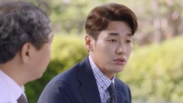 """'초면에사랑합니다' 김영광, 구자성에 """"나 네 얼굴이 안 보인다"""" 눈물 고백"""