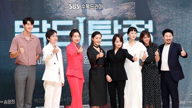 [TV랩]'닥터탐정' 배우들이 말했다, '그알' PD가 연출자라 다른 점