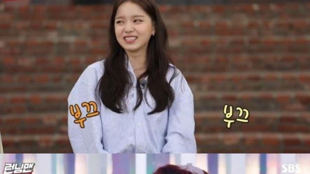 '런닝맨' 장진희-송지인-로시-승희, 실시간 검색어 장악…'2049시청률' 1위