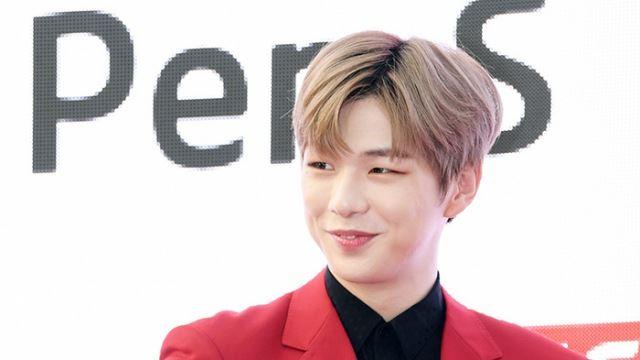 [E포토]강다니엘, '토끼이빨 미소'
