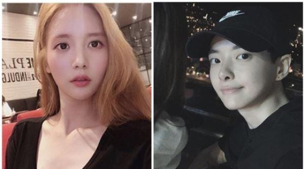 """한서희, '얼짱시대' 정다은과 동성 열애설 부인 """"그런 사이 아냐, 그만 엮어라"""""""