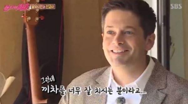 """'불청' 브루노, 김도균 '스콜피언즈' 기타 연주에 """"친하다""""며 화색"""