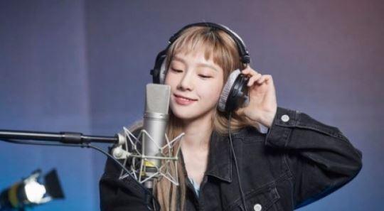 태연이 부른 '겨울왕국2' 주제곡 오늘(7일) 공개