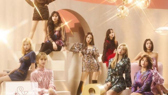 트와이스, 새 앨범도 일본 정상...오리콘 주간앨범 차트 1위