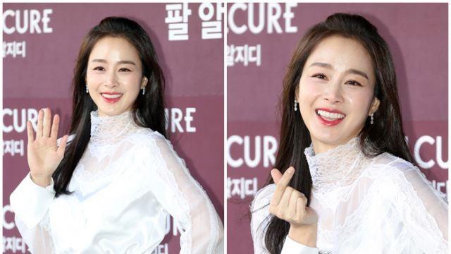 [펀펀한 현장]김태희, '명불허전 넘사벽 미모'