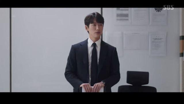 """[스브스夜] '스토브리그' 남궁민, """"프렌차이즈 4번 타자 트레이드하겠다""""…조한선 분노"""