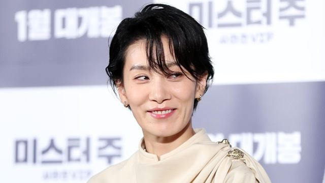 [E포토]김서형, '카리스마 눈빛'