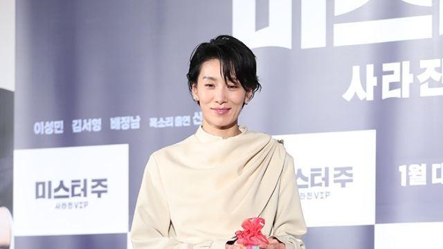 [E포토]김서형, '우아한 여신 자태'