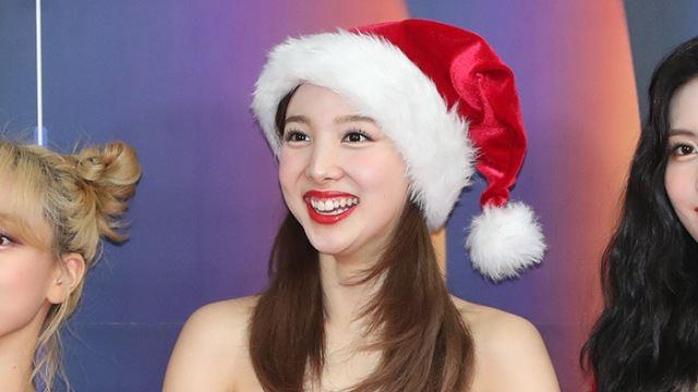 [E포토]트와이스 나연, '섹시 산타'