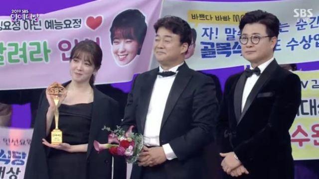 """'SBS 연예대상' 최우수 프로그램 '골목식당'…""""골목상권에 실질적인 도움줄 수 있는 프로그램 될 것"""""""