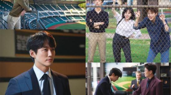 '스토브리그', 재미로 이겼다…'사랑의 불시착' 꺾고 승승장구