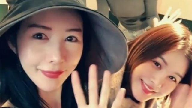"""'방콕댁' 신주아, 박은지·이혜정과 함께한 근황 """"미녀 3인방"""""""