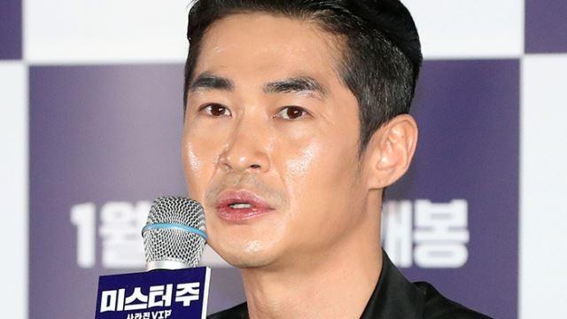 [E포토]영화 '미스터 주'의 배정남