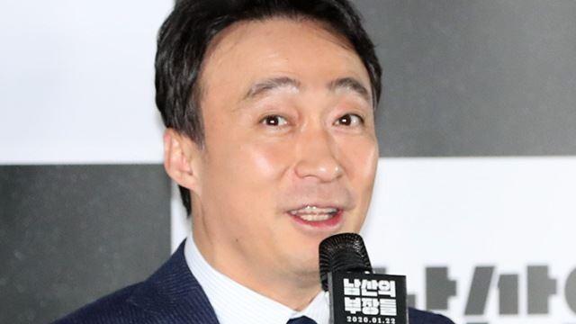 """'남산의 부장들' 이성민 """"박정희 대통령役, 부담 컸다"""""""