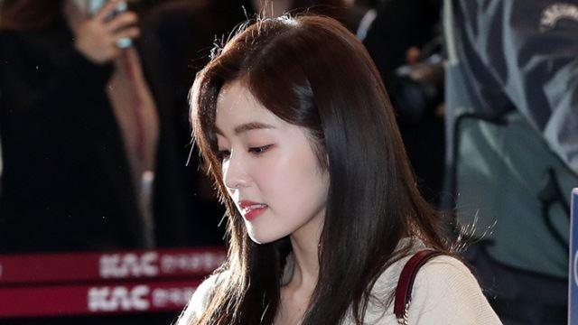 [E포토]레드벨벳 아이린, '후광이 번쩍'
