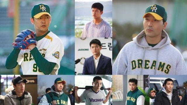 '스토브리그' 투수 4인방 길창주·강두기·장진우·유민호, 야구가 처음이라고?