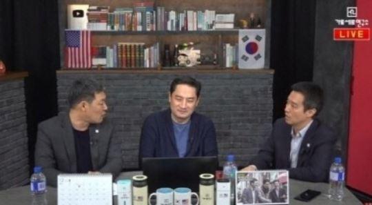 '장지연에 피소' 김용호, 리벤지 폭로 물의...사생활 사진 추가 공개