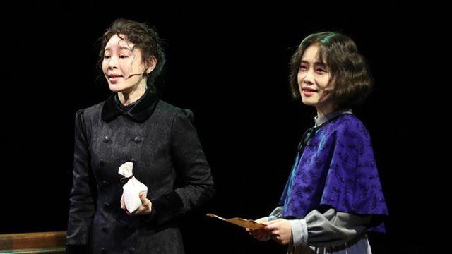 [E포토]리사-김히어라, '마리와 안느'