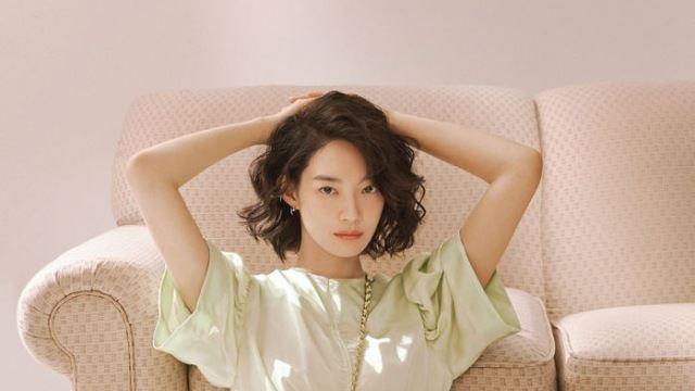 신민아, 세련되고도 사랑스러운 '봄의 여신'…김우빈 반할만