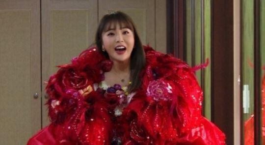 '미우새' 홍진영, 김연자 집 방문…옷방 보며 놀란 까닭은?