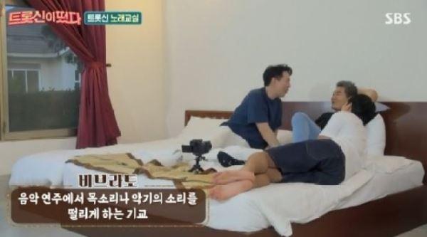 """'트롯신이 떴다' 설운도, 붐 트로트 모창 평가 """"감정 앞서면 좋은 노래 없어"""""""