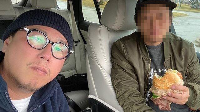 """""""며칠째 차 내 식사""""…윤종신, 코로나19 동양인 차별 속 미국 근황"""
