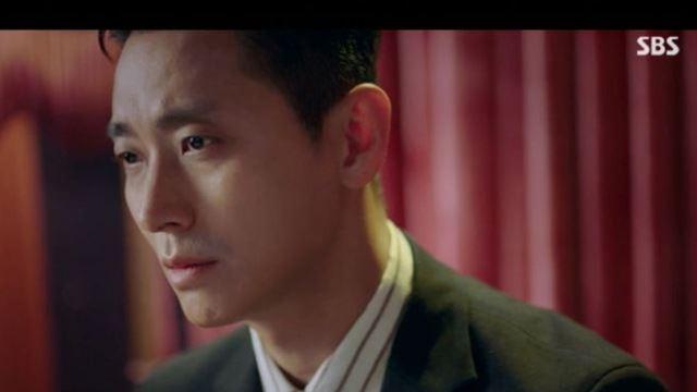 """[스브스夜] '하이에나' 김혜수, 주지훈에 """"당신 걱정됐다…父 곧 무너질 것"""""""