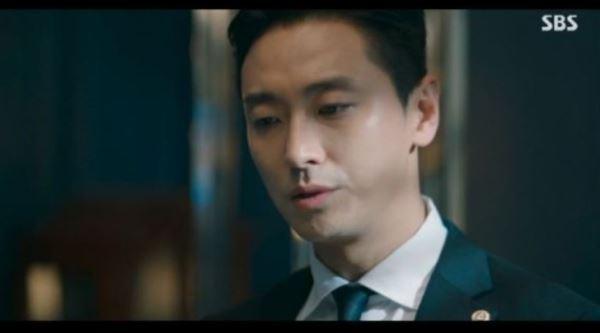 """[스브스夜] '하이에나' 주지훈, 이경영과 '상속세법' 두고 대립각…""""변호팀 만들겠다"""""""