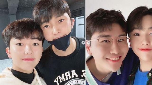 임영웅·영탁, 남승민에 공기청정기·가습기 선물…어린 동생 향한 '찐 의리'