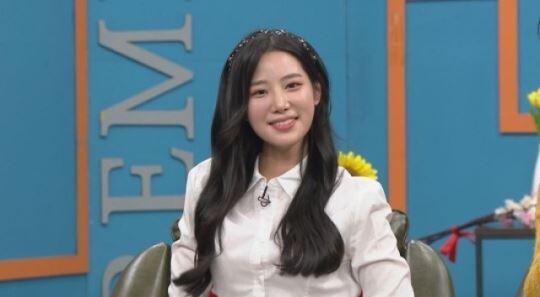 """조현 """"父 몰래 걸그룹 데뷔…SNL 움짤 보고 기절하셔"""""""