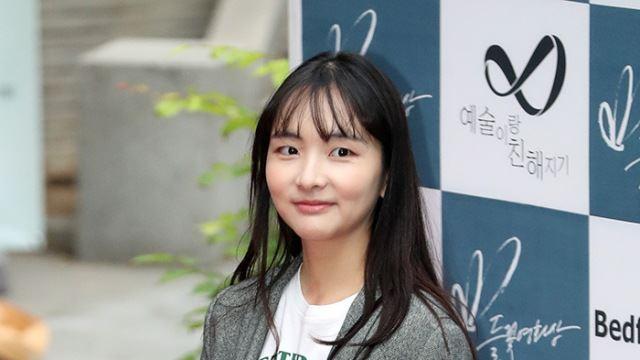 [E포토] 독립영화 '앵커'의 박수연
