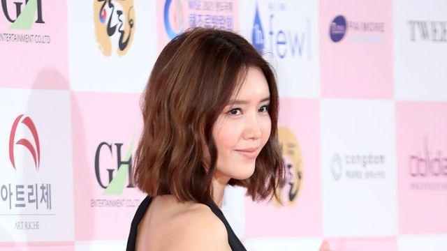 [E포토] 채정안, '파격적인 반전 패션'