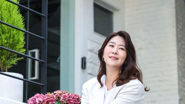 [E포토] 김지영, '굿캐스팅의 황미순'