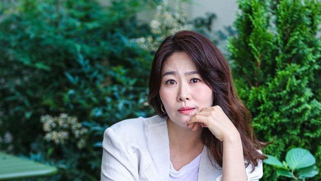 [E포토] '굿캐스팅' 액션 코미디 연기한 김지영